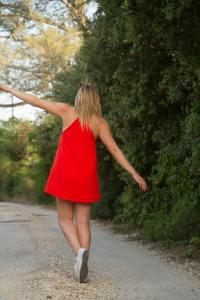 ma petite robe rouge 3
